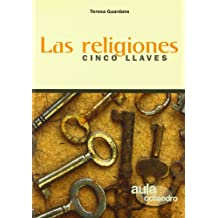 Las religiones: Cinco llaves (Aula Octaedro) - 9788480637398