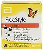 Freestyle Lite fre537m Teststreifen Blutzuckermessung (50Stück)