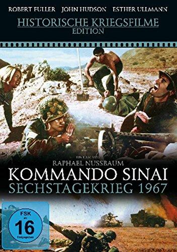 Kommando Sinai – Sechstagekrieg 1967