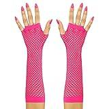 Widmann 14745 Handschuhe, neon pink, One Size