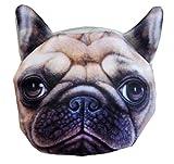 Leckerliebeutel Futterbeutel Geldbeutel Französische Bulldogge Mops 3D Hund Leckerli Geschenk Weihnachten