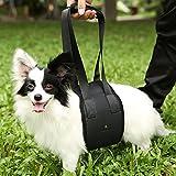 Imbracatura Supporto Portatile per Cani Confortevole Riabilitazione Cane Disabili Cinghia di Assistenza Difficile Camminare(XL petto 96cm)