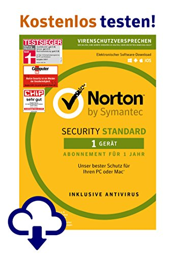 Norton Security Standard - 1 Geräte