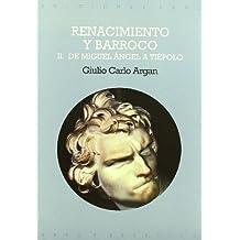 Renacimiento y Barroco II (Arte y estética)