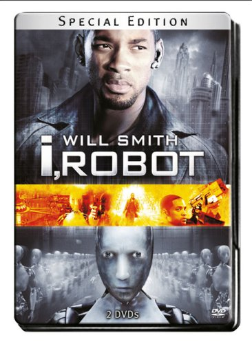 I, Robot (Special Edition, 2 DVDs im Steelbook)