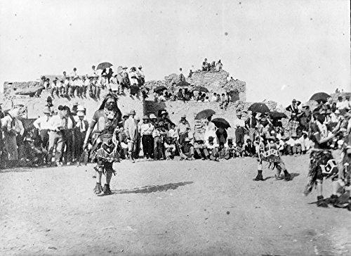The Poster Corp Hopi Snake Dance C1900. /Nhopi Native Americans Performing A Snake Dance In Arizona C1900. Kunstdruck (60,96 x 91,44 cm) -