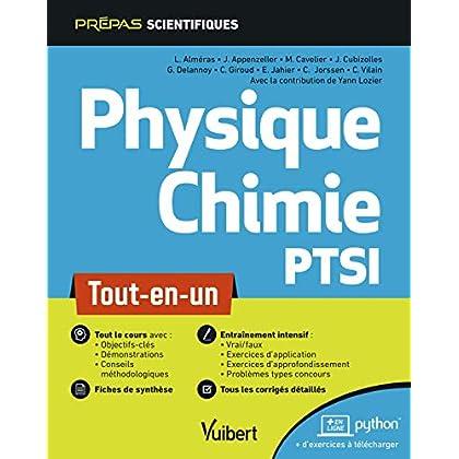 Physique-Chimie PTSI - Tout-en-un