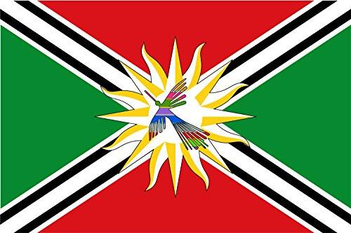 magFlags Bandiera Large Província Santo Domingo de los Tsáchilas | Santo Domingo de los Tsáchilas, Ecuador 90x150cm