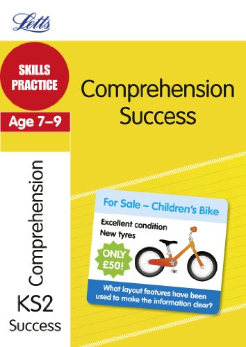 Comprehension Age 7-9 Cover Image