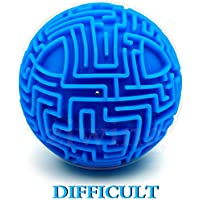 Mini 3D Magia Laberinto Puzzle Ball Cube Juego Earth Ball Laberinto Juguete Cerebro Foreplay Juego Aprendizaje Educación Juguetes Educativos Niño Regalo Niño Chica Adulto Vacaciones Cumpleaños Regalo - Peluches y Puzzles precios baratos