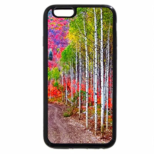 iPhone 6S / iPhone 6 Case (Black) Colors of october