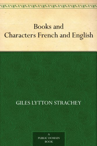 Books and Characters French and English (English Edition)