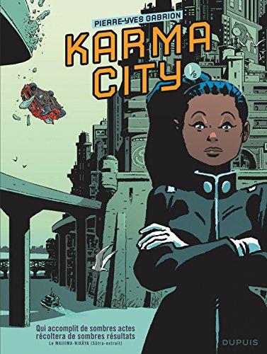 Couverture du livre Karma City - Tome 1 2