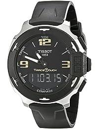 Tissot T-Race Touch Stahl/Kaut, T081.420.17.057.00