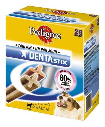 4 Stück-einheit (Pedigree Denta Stix MP kleine Hunde 440g 4 X Einheit/Stück)