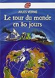 Le tour du monde en 80 jours - Livre de Poche Jeunesse - 19/03/2008
