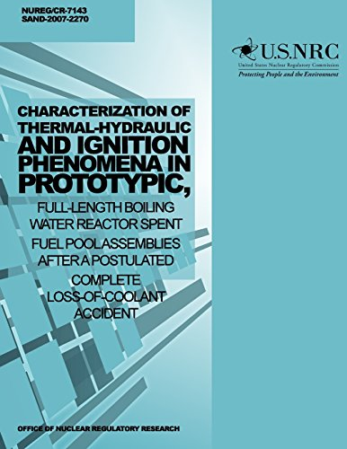 Characterization of Thermal-Hydraulic and Ignition Phenomena in Prototypic, Full-Length Boiling Water Reactor Spent Fuel Pool Assemblies After a Postulated Complete Loss-of-Coolant Accident