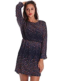 Jeans Clothing Amazon co Women Dresses uk Pepe qRHFt1