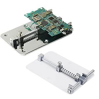 Vadda Bai Mobile Phone Board Repair Fixture PCB Holder Work Station Platform Fixed Support Clamp Steel PCB Board Soldering Repair Holder