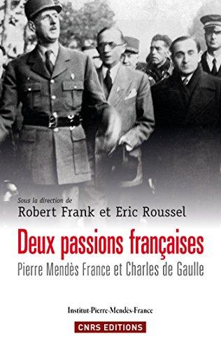 Deux passions françaises. Pierre Mendès-France et par Robert Frank