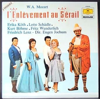 2726 051 Mozart Entfuhrung Aus Dem Serail Eugen Jochum