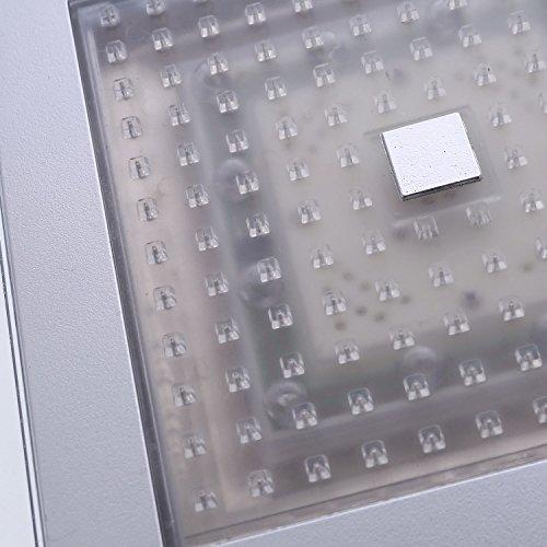 ESTAR-LINE® Große LED Duschkopf Regenbrause 7 Farben - 6