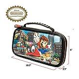Tasche Mario Odyssey Travel Case NNS 51 (Nintendo Lizenz) von Bigben