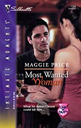 Most Wanted Woman (Silhouette Intimate Moments) by Maggie Price (2005-12-05)
