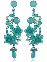 9185c7497e18 Pendientes de perlas de moda europea y americana ol gotas de agua  temperamento
