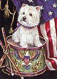 Suzanne Renaud West Highland terrier Lil Dummer-gf
