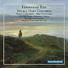 Double Horn Concerto, Violin Concefrto