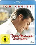 DVD Cover 'Jerry Maguire - Spiel des Lebens [Blu-ray]