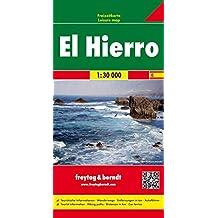 El Hierro, Autokarte 1:30.000, freytag & berndt Auto + Freizeitkarten