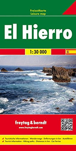 EL HIERRO  1/30.000 par Collectif