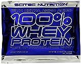 Scitec Nutrition PROTEIN Whey Protein, Blaue Mix-Box Geschmack Mix, 900 g