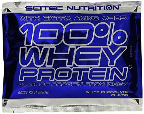 Scitec Nutrition Protein Whey Protein, Blaue Mix-Box Geschmack Mix, 900g -