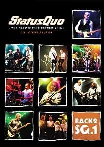 Status Quo: The Frantic Four Reunion 2013 [DVD]