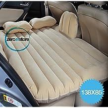 Colchón cama inflable Airbed para coche asiento trasero máquina con bomba
