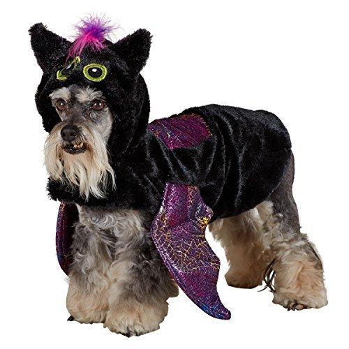 TOP Marques Collectibles Top Paw Fledermaus Halloween Hund Kostüm XS