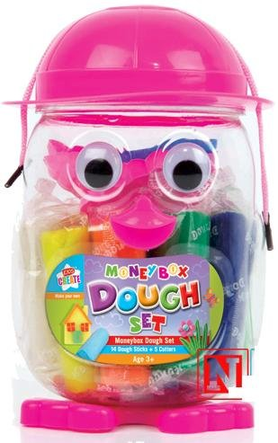 Dough set and cutters by Kids Create (Kids Dough Cutter)