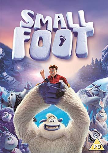 Smallfoot [DVD]...