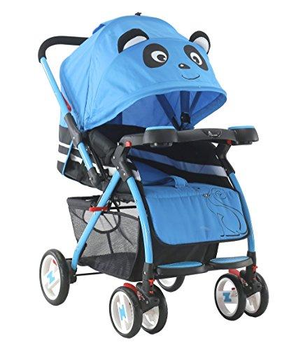 R for Rabbit Cuppy Cake - The Cute Pram- Baby Stroller (Blue)