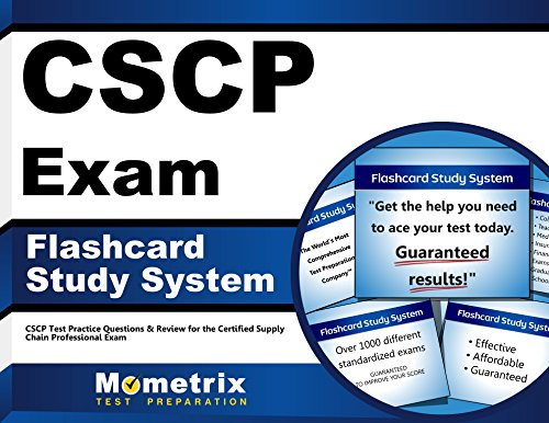 CSCP Exam Flashcard Study System