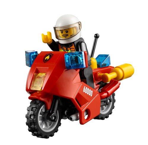 Imagen 5 de LEGO CITY 60000 - Moto de Bomberos
