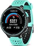 Garmin Forerunner 235 WHR Laufuhr, 24/7 Herzfrequenzmessung am Handgelenk, Smart Notifications, Aktivity Tracker, 1,2 Zoll (3 cm) Farbdisplay, 010-03717-55 - 3