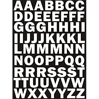 das-label Buchstaben groß und klein - Zahlen und Herzen als ...