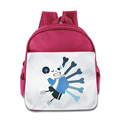 undertale SANS Funny Love Kleinkinder Kinder Schulter Schule Tasche royalblau, rose (rosa) - KOLA-8217236-ERTshubao-Pink-29 - Jake Diesel