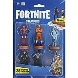 Fortnite Personaggi Action Figure | Set Da 5 Fortnite Figure Giocattolo Da Collezione | Giocattoli Per Adulti E Bambini | Accessori E Regali Fortnite Per Gamer | Pacco Da 5 (selezione casuale)