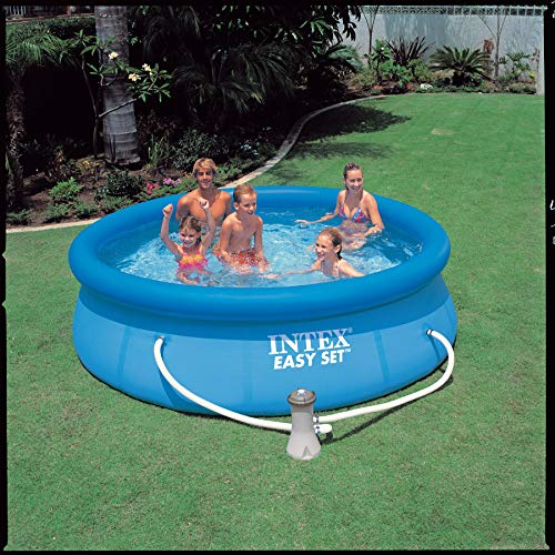 Intex Easy Set Aufstellpool, blau, Ø 305 x 76 cm - 2