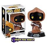 Star Wars POP! Vinyl Cabezón Jawa Black Box Re-Issue 10 cm
